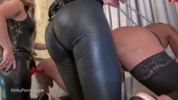 KinkyPornCouple - Arschgefickt und Bi-Sex