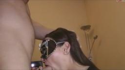 Mirell-Goldberg - OMG - Fast ersoffen - Spermaexplosion in meinem Mund