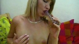 Blonder_Engel_21 - Mein 1. Privatvideo