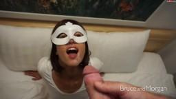 BruceAndMorgan - Cum and Piss in Bed